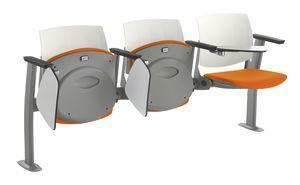 Q44 TIP-UP, Siège avec siège rabattable pour les salles de classe