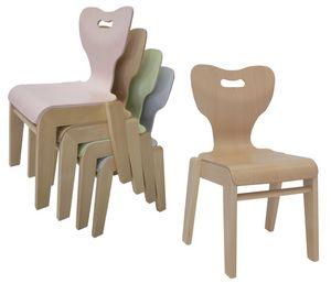 MIA/Q, Chaise confortable pour les jardins d'enfants et les écoles