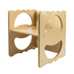 VANITY, Chaise polyvalente pour enfants