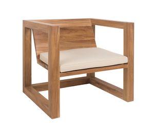 Boxer 0365, Chaise de terrasse en bois