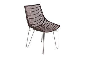 Infinity 5311, Chaise tissé avec Canax adapté pour une utilisation en extérieur