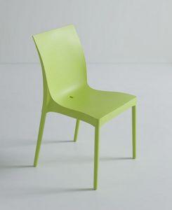 Iris, Chaise extrêmement durable pour l'extérieur