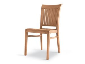 Newport chaise, Chaise en bois, robuste et élégant, pour l'extérieur