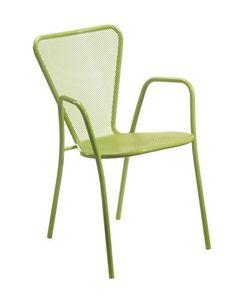 PL 423, Chaise empilable en métal peint, en différentes couleurs