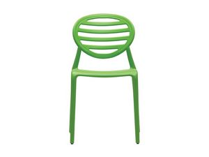 SE 2317, Chaise en polypropyl�ne empilable, pour le jardin et le patio