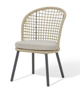 Shangri-La, Chaise d'extérieur en aluminium
