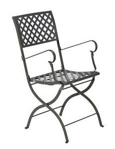 Springtime, Chaise pliante avec accoudoirs