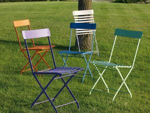 Step, Chaise pliante de jardin