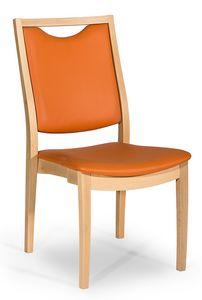 Salus, Chaise avec poignée, facile à déplacer