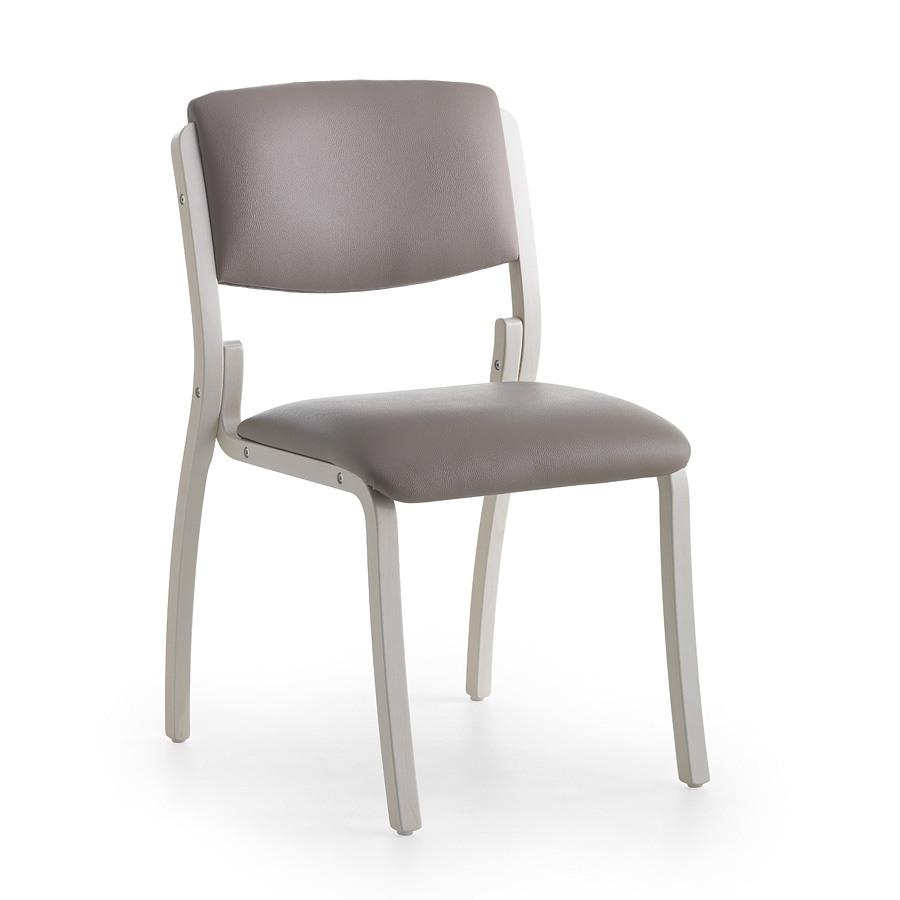 Silver Age 03 S, Chaise confortable, pratique et robuste, pour l'hôpital