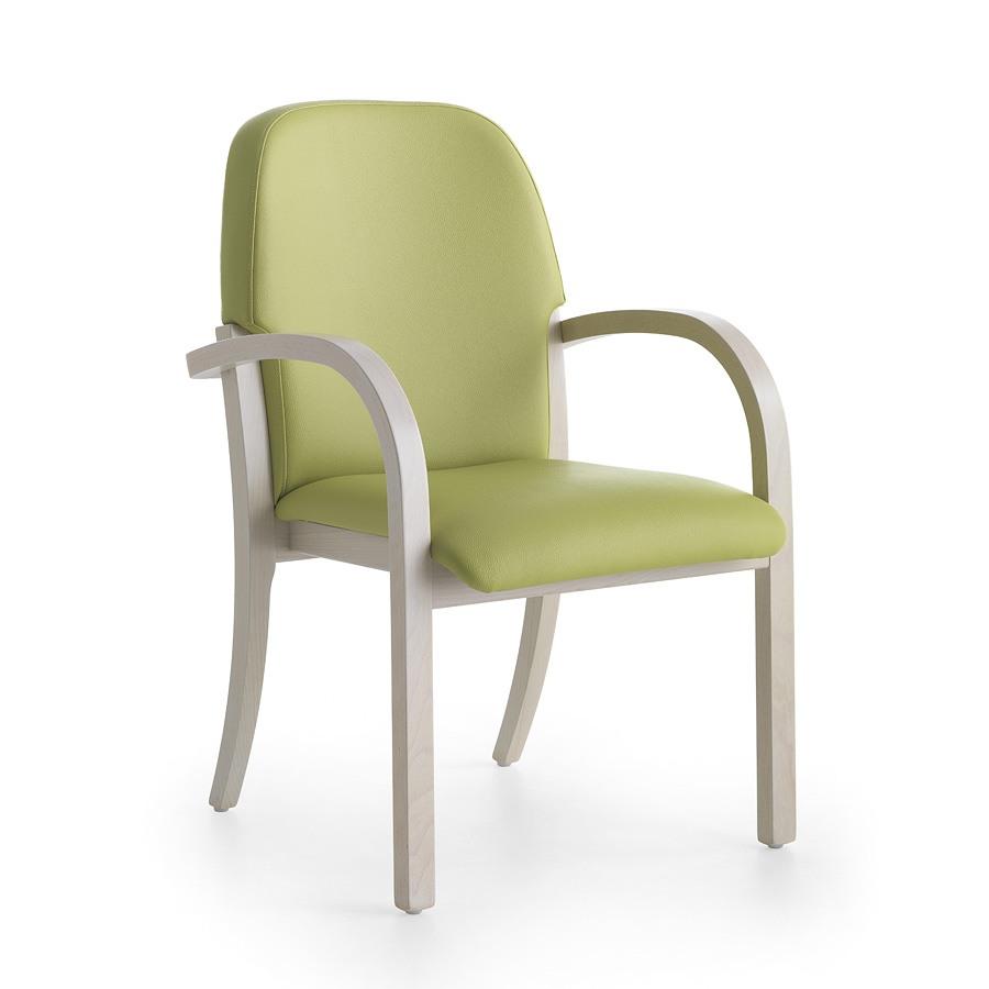 Silver Age 12, Chaise ergonomique avec des couleurs gaies et des formes agréables