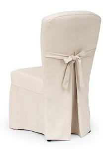 Corella galà, Chaise habillée pour des banquets élégants