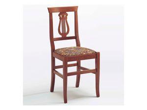 112 B, Chaise solide en bois et de la paille, des tavernes et des bars