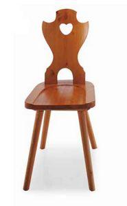 Merano, Chaise en pin, pour les hôtels dans les montagnes