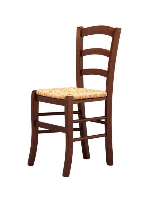 R07, Chaise rustique, siège de la paille, des bars et clubs de vin