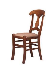 R10, Chaise rustique en bois de hêtre, de bars à vin, pubs et bars