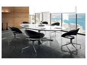 Samba auto-alignante 51500, Auto-alignement chaise pivotante, style moderne