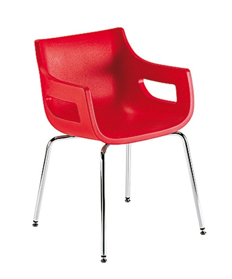 Day&Night, Chaise pour salles d'attente ou salles de conférence