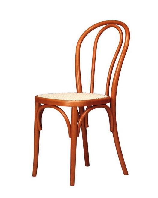 101, Chaise cintré dans le style de Vienne, pour le goûter élégant bar