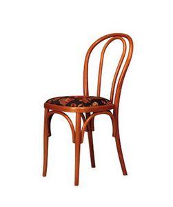 103, Chaise en hêtre courbé, pour les restaurants
