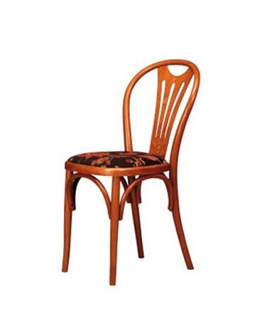 108, Chaise en hêtre, dans le style du début du 900 ', pour les bars