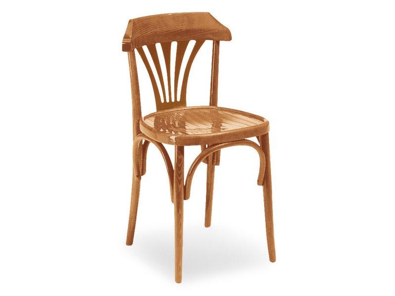 690, Chaise en bois, le style de Vienne