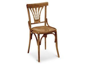 720, Chaise en bois forgé pour les bars et pubs