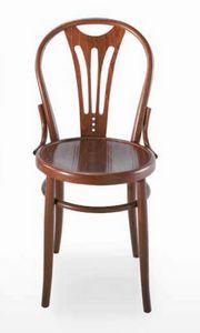 Amadeus, Chaise en bois pour pub
