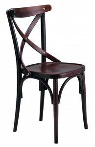 Croce, Chaise en bois courbé idéal pour pub, un bar, un restaurant