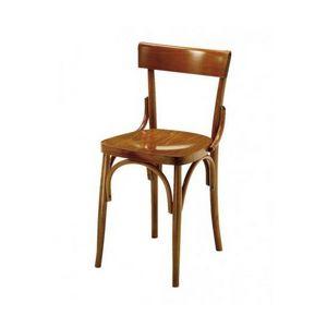 Milano, Chaise en bois courbé à la vapeur, pour les bars et tavernes