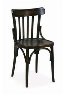 Linz, Chaise en bois, style viennois