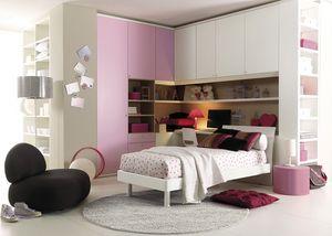 Comp. 203, Chambre, confort et optimisation de l'espace