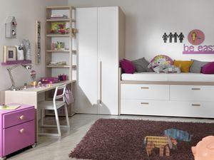 Compact 2012, Chambre d'enfant avec dressing