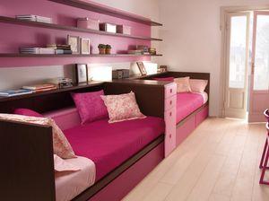 Compact 7040, Chambre rose pour petites filles