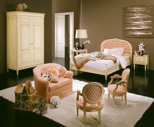 Hello chambre d'enfant, Chambre d'enfant de style classique