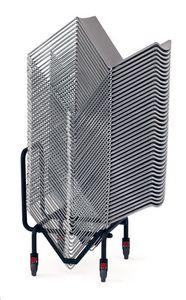 CS 089, Chariot confortable pour chaises empilables, pour les salles de conférence