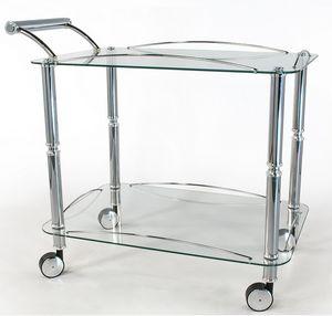 930, Chariot de salle à manger au design moderne
