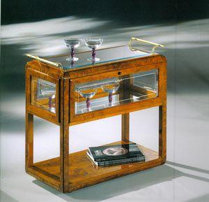 Art Déco Art.530 chariot de bar, Chariot de bar de luxe