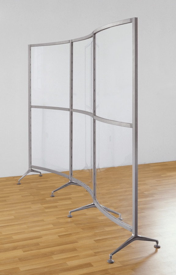 Archimede 2, Partitions extrêmement flexibles pour les bureaux
