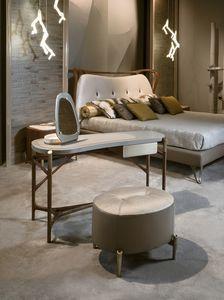 AFRODITE coiffeuse GEA Collection, Coiffeuse avec tiroir, dessus en marbre