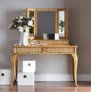 Art. CA727 + Art. CA728, Commode avec miroir, pour une chambre de style classique