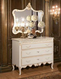 Art. 1064, Poitrine de tiroirs baroque, style classique de luxe