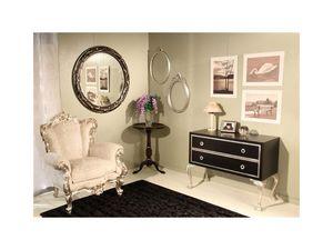Art. 2230 Silvia, Dresser fait dans un style classique, h�tre
