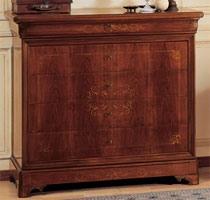 Art. 279 chest of drawers '800 Francese Luigi Filippo, Coffres de style classique de tiroirs, pour les chambres de la Villa