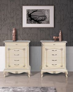 Art. 3252, Commode Art D�co avec finition patin�e