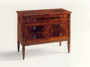 Kyd, Coffres en bois d'�pinette, luxe classique, pour Villa