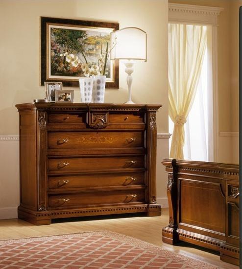 REGINA NOCE / Chest of drawers, Coiffeuse de style avec des tiroirs, pour Hôtel Room