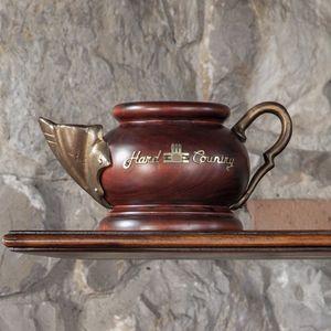 AA468, Conteneurs parfum de maison, de style rustique