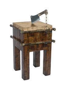 Art. 653, Planche à découper en bois de cerisier