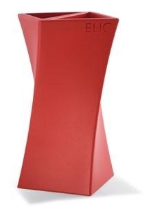 Elic, Porte-parapluie en polyéthylène, pour la maison ou au bureau